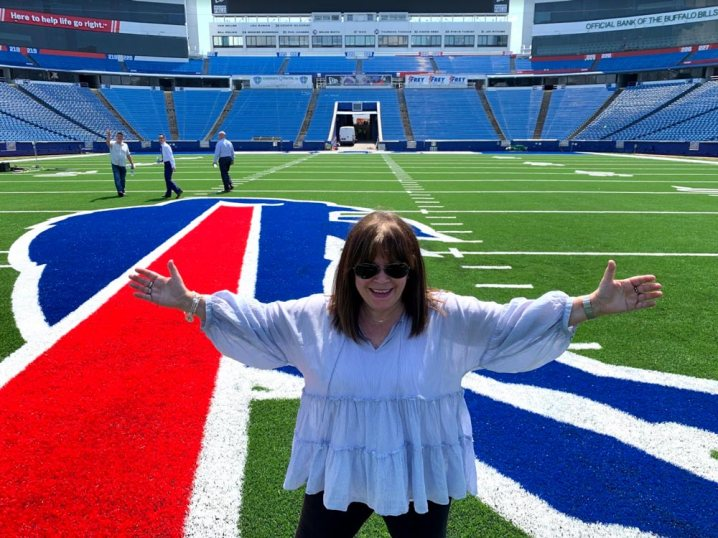 Cindy Kyle Buffalo Bills